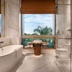 Luxe badkamer van Hotel Fort Canning