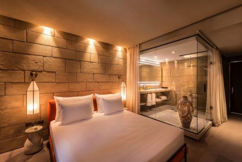 Hotel Slaapkamer Inrichting : Badkamers voorbeelden » Luxe badkamer ...