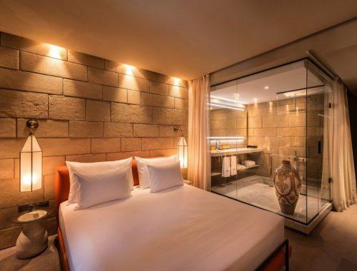 Luxe badkamer van Hotel Sahrai