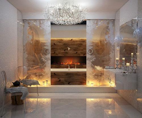 Luxe badkamer ideeën van Balamatsiuk Oksana - Badkamers voorbeelden