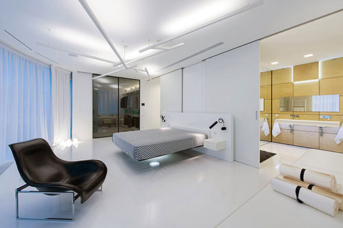 Luxe Badkamer Ontwerp ~ Badkamers voorbeelden ? Luxe badkamer ontwerp door architecten studio