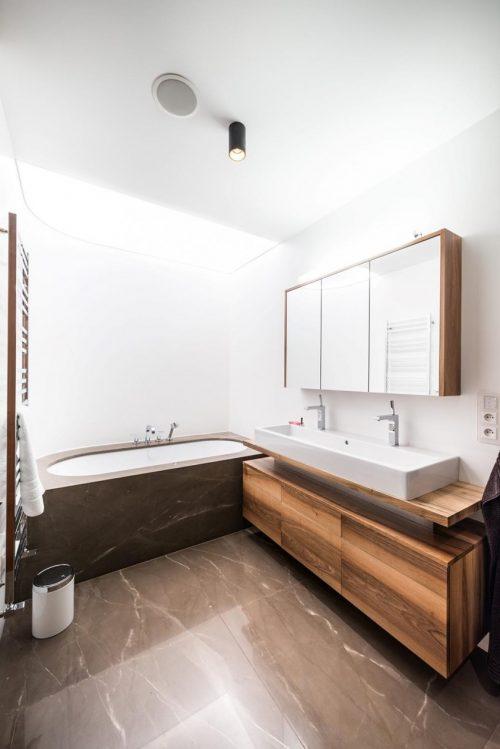 luxe badkamer ontwerp door at26 architecture design