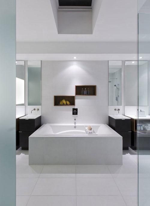 Douche Afvoer Repareren ~ Badkamers voorbeelden ? Luxe badkamer ontwerp met contrast