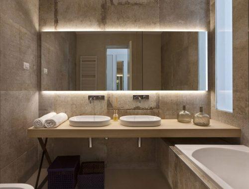 Luxe badkamer door Studio Metrocubo