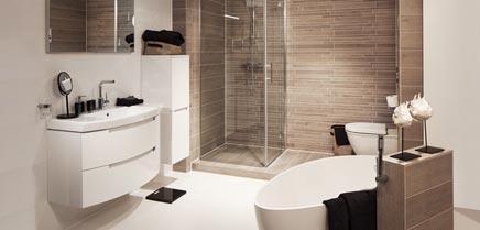 Luxe badkamer Brugman