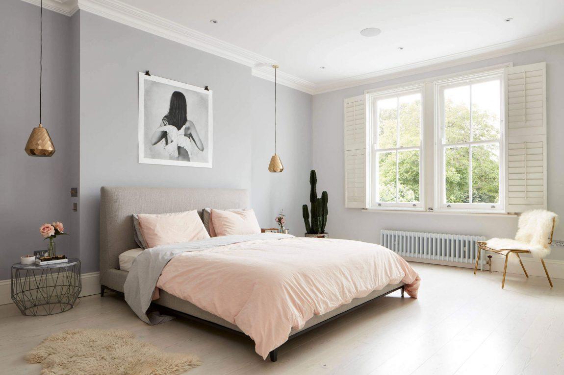 Luxe slaapkamer badkamer suite uit Londen - Badkamers voorbeelden