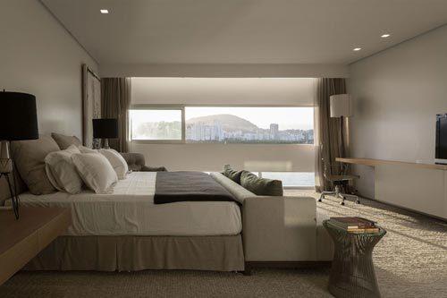 Luxe designbadkamer in Brazilië