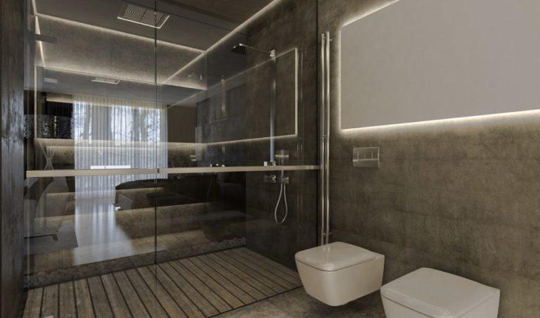 Luxe elegante badkamer door interieur design expert Elena ...
