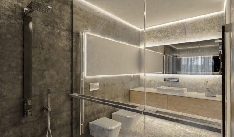 Badkamer Interieur Design : Luxe elegante badkamer door interieur design expert elena