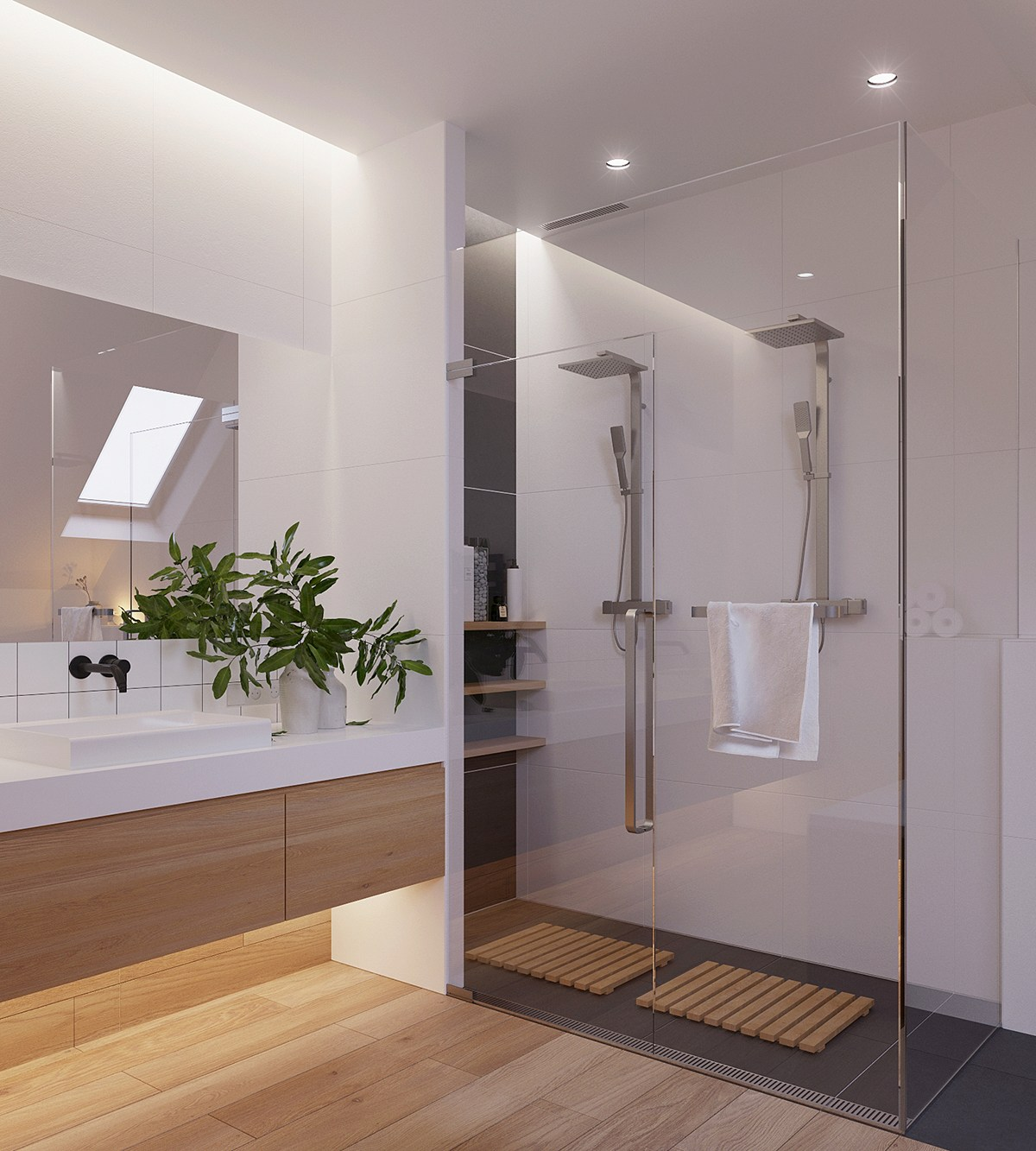 Moderne badkamers - Badkamers ...