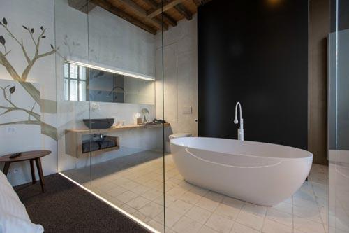 Luxe Badkamers Belgie ~ Badkamers voorbeelden ? Luxe rustieke badkamer van designhotel