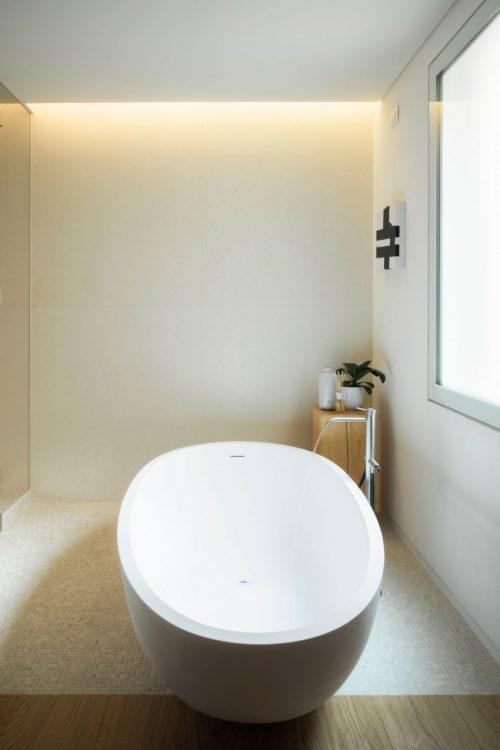 Luxe serene italiaanse badkamer badkamers voorbeelden - Italiaanse badkamer ...