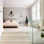 Luxe slaapkamer badkamer suite uit Londen