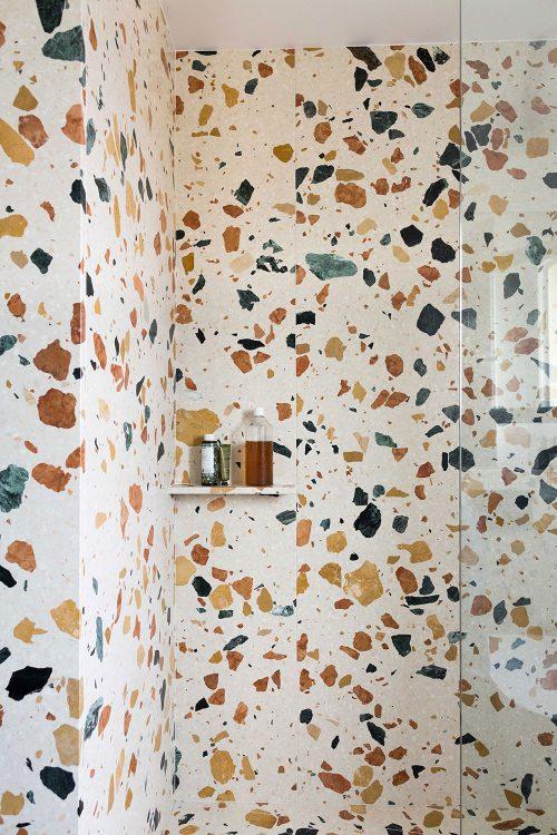 Marmoreal badkamer