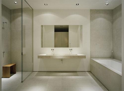 Moderne Badkamers Voorbeelden En Hedendaags Badkamer Design Idee n