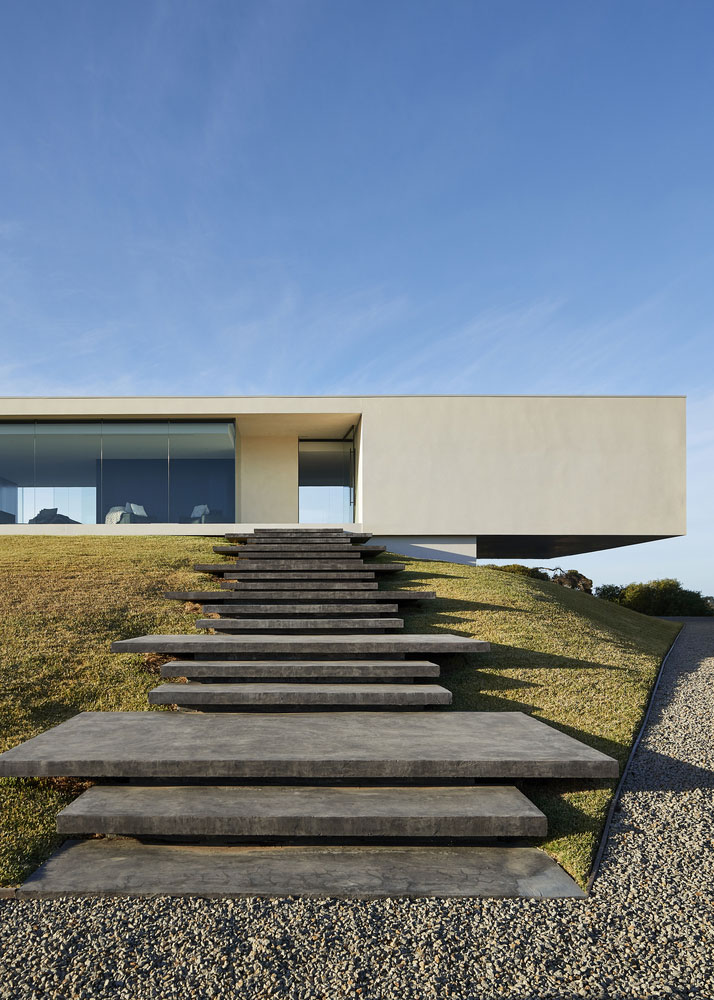 Minimalistische designbadkamers door FGR Architects
