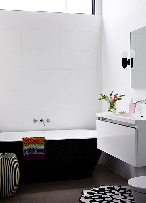 Moderne badkamer door austin design badkamers voorbeelden - Moderne design badkamer ...
