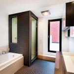 Moderne badkamer door Boyer_03 architecten