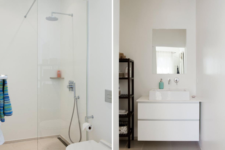 Moderne badkamer- ensuite
