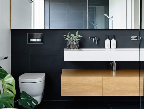 Moderne badkamer door InForm Design