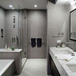 Moderne badkamer uit New York