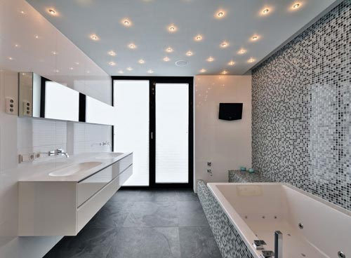 spiegelkast badkamer karwei  Badkamer