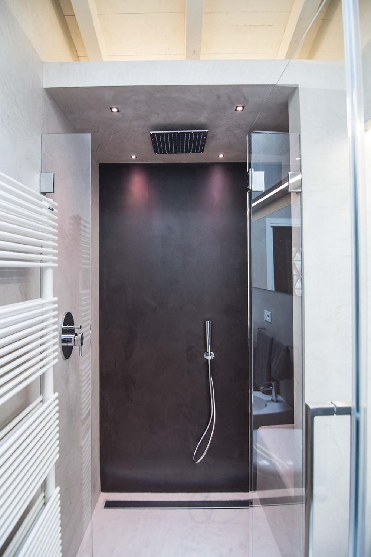 Moderne badkamer uit Toscane deel twee