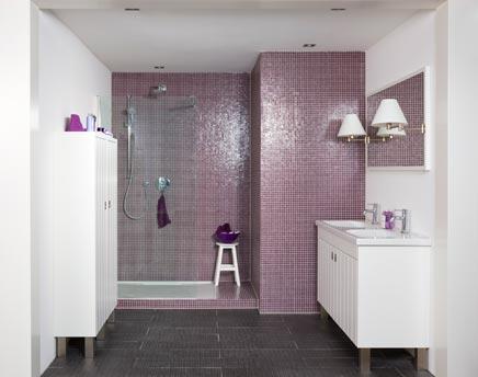 Badkamers voorbeelden ? Moderne badkamer van Wooning