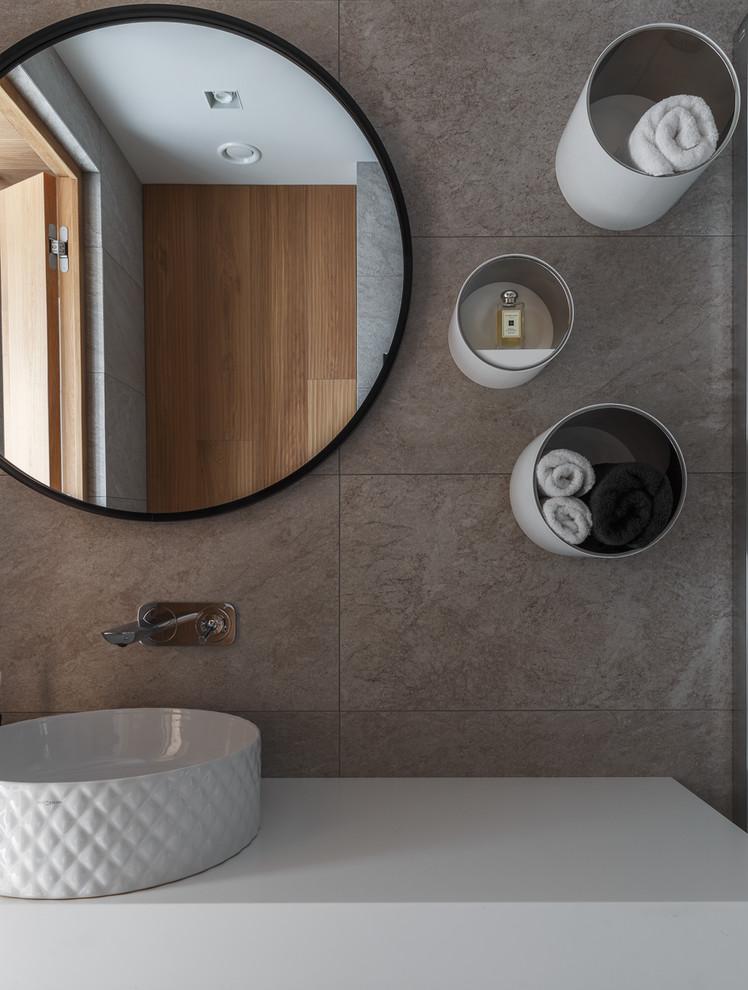 Moderne badkamerontwerpen door Designrocks