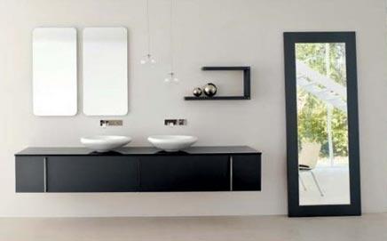 Moderne badkamers voorbeelden