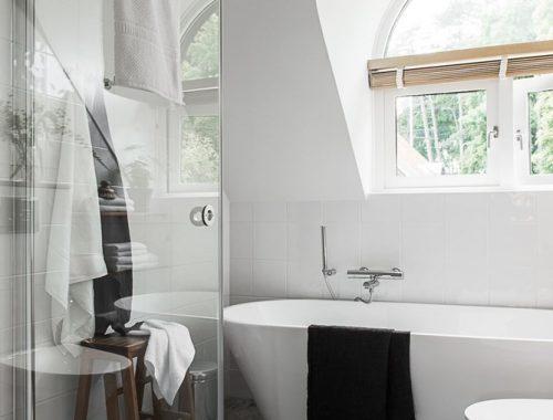 Landelijke Badkamers Voorbeelden : Moderne landelijke badkamer archives badkamers voorbeelden