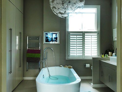 Moderne luxe in eclectisch herenhuis