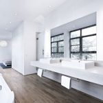 Moderne open badkamer van CarLoft