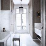 Moderne, rustieke en klassieke badkamer