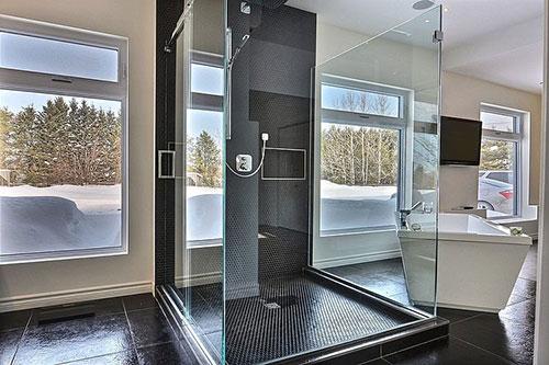 ... Badkamer Ineen : Badkamers voorbeelden » Moderne badkamer slaapkamer