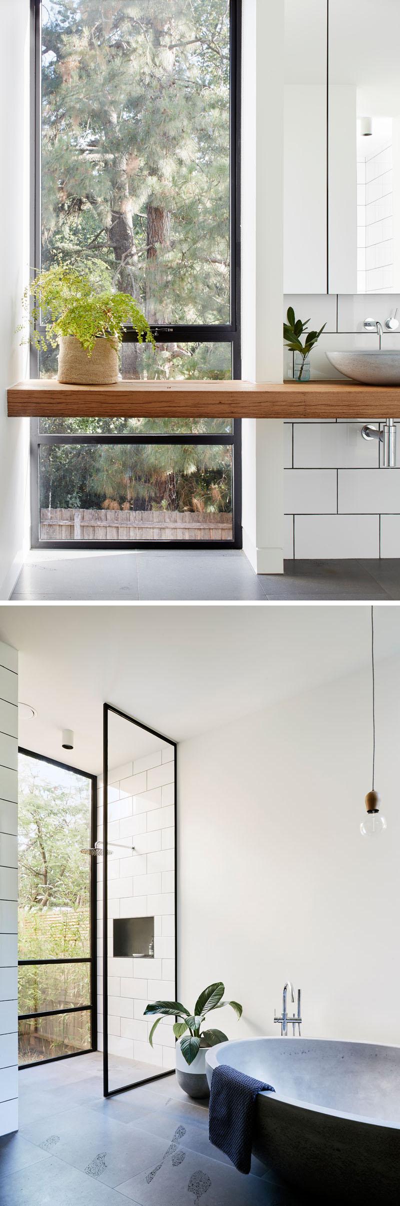 Moderne stoere badkamerontwerp door  architectenstudio tenfiftyfive