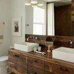 Moderne Victoriaanse badkamer