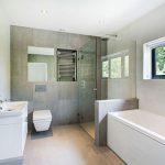Moderne villa badkamer alle moderne gemakken