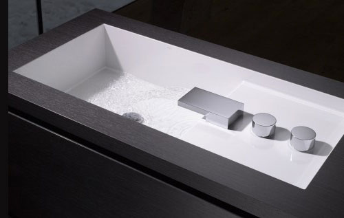 Modulaire badkamermeubel collectie van Alape