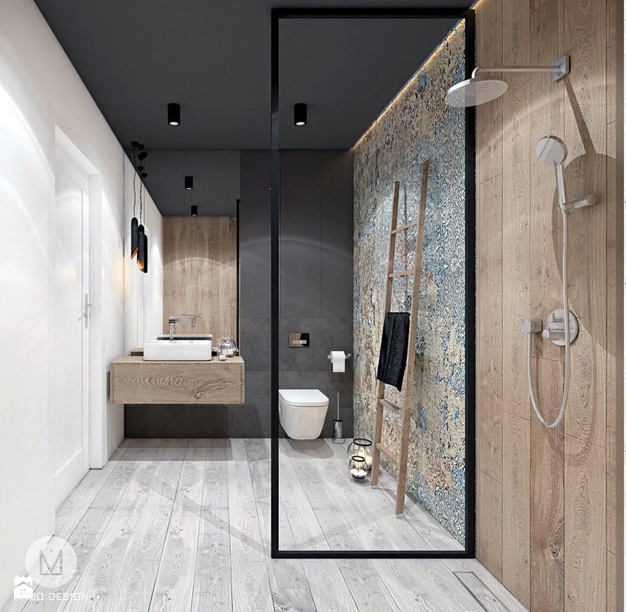 Mooi badkamerontwerp door Mado Design uit Polen