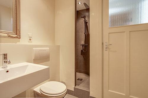 Mooi verbouwde badkamer - Badkamers voorbeelden