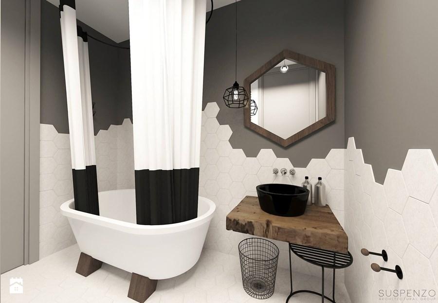 Mooie badkamer door architectenbureau Suspenzo - Badkamers voorbeelden