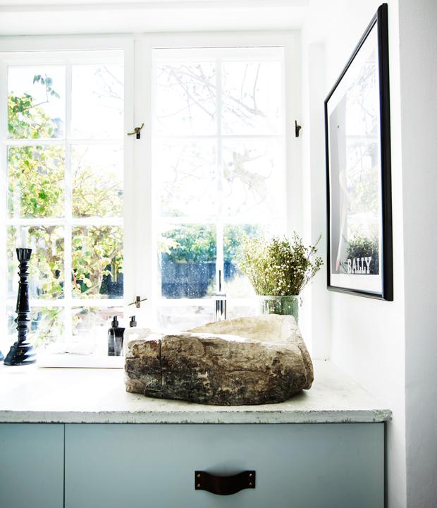 Mooie deense badkamer met een hamam sfeer badkamers voorbeelden - Een mooie badkamer ...