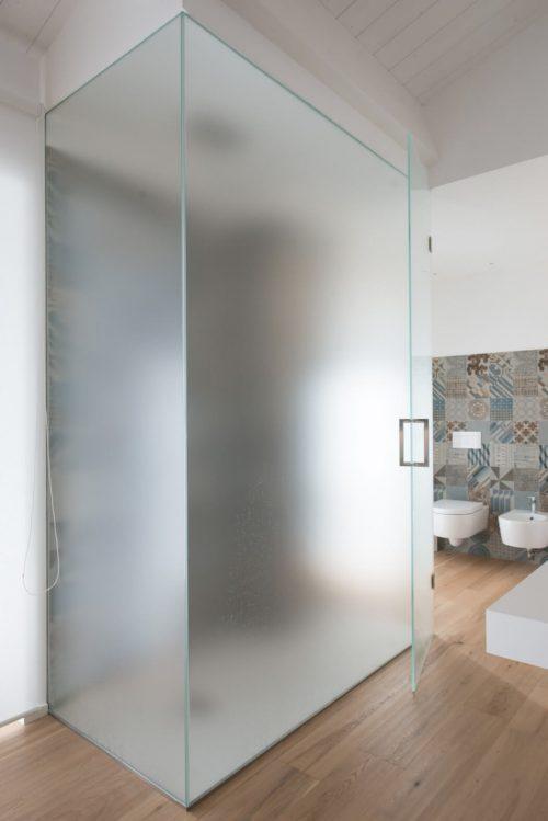 Badkamer houten vloer beste inspiratie voor huis ontwerp - Douche italiaanse muur ...