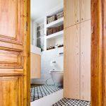 Mooie kleine badkamer
