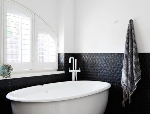 Lambrisering In Badkamer : De landelijke badkamer