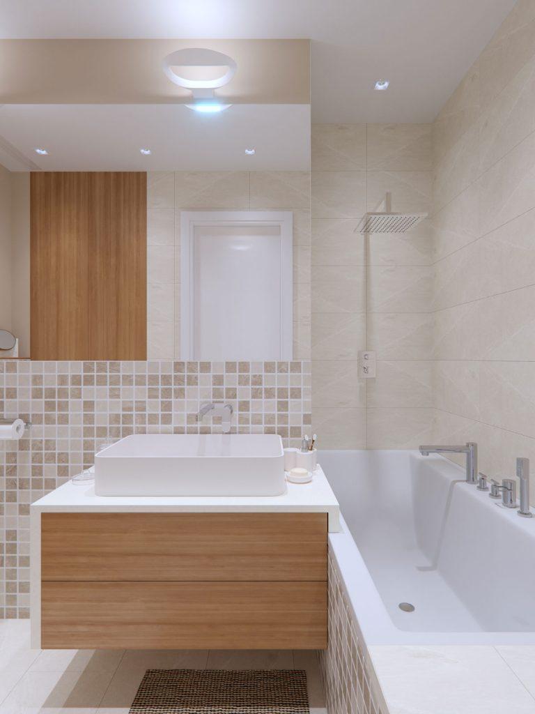 Kleine badkamers voorbeelden archives badkamers voorbeelden - Ontwikkel een kleine studio ...