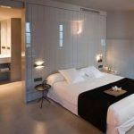 Open badkamer van Caro hotel