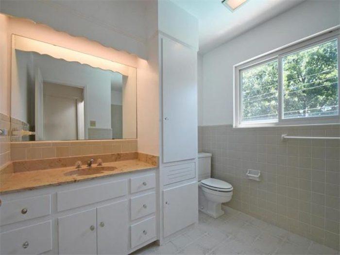 oude badkamer verbouwing