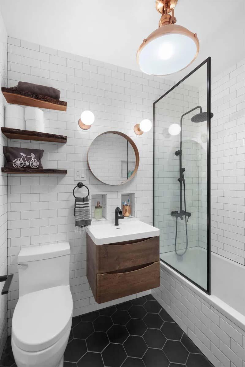 plafondlamp badkamer